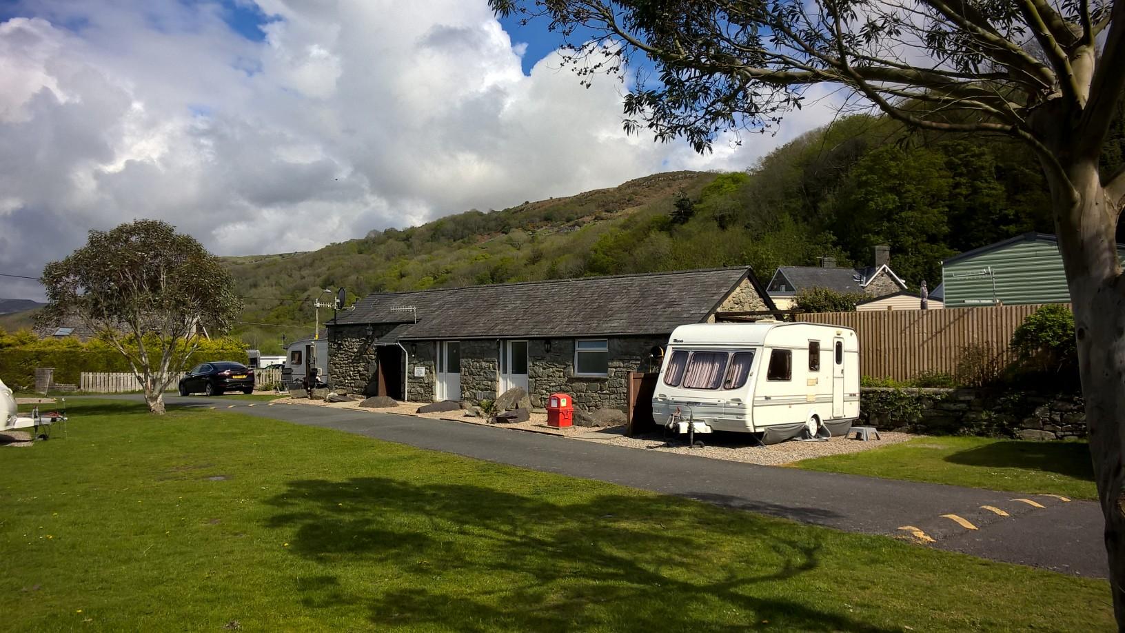 Touring Caravans